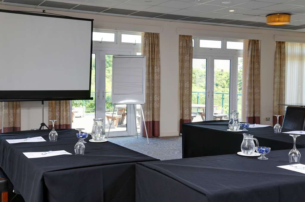 Best Western The Dartmouth Hotel Golf & Spa - dartmouth hotel golf and spa meeting space