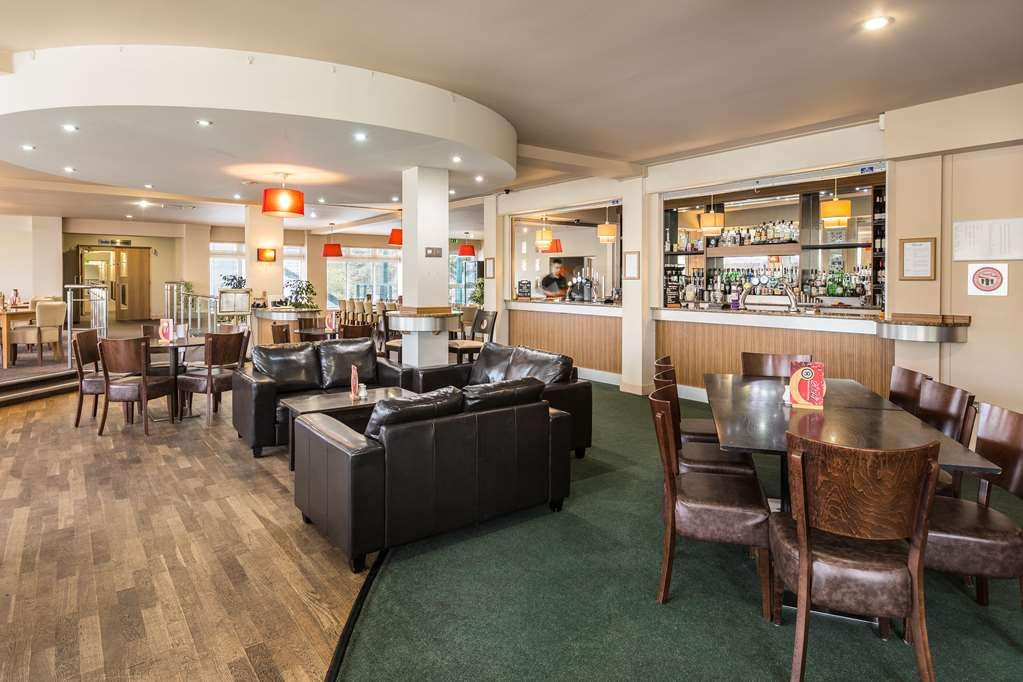 Best Western The Dartmouth Hotel Golf & Spa - dartmouth hotel golf and spa dining