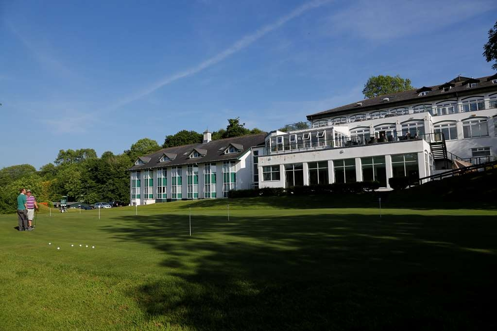Best Western The Dartmouth Hotel Golf & Spa - Facciata dell'albergo