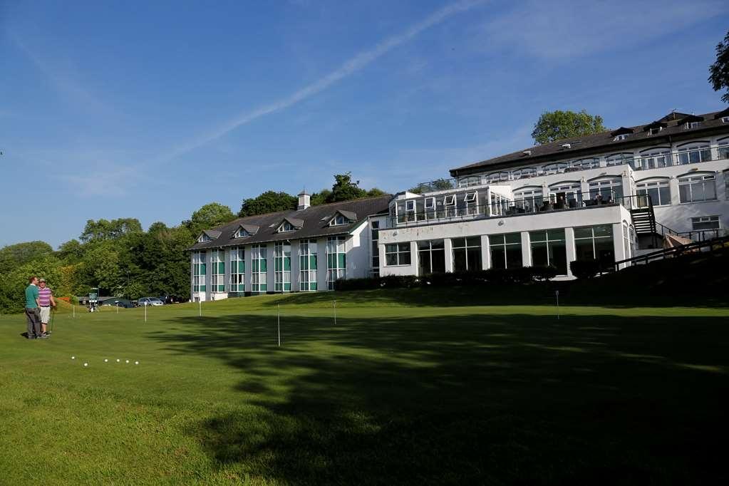 Best Western The Dartmouth Hotel Golf & Spa - Façade