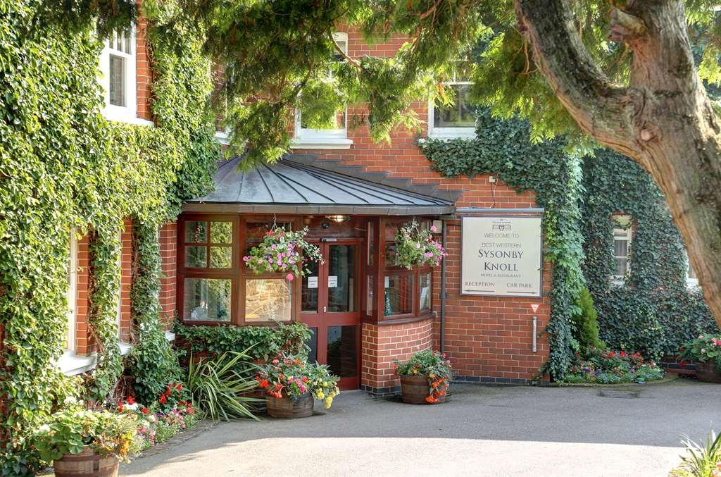 Best Western Sysonby Knoll Hotel - Vista Exterior