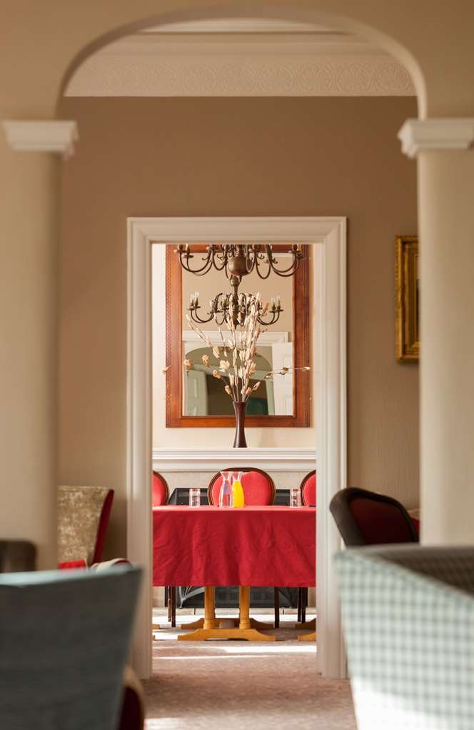 Best Western Sysonby Knoll Hotel - sysonby knoll hotel meeting space OP