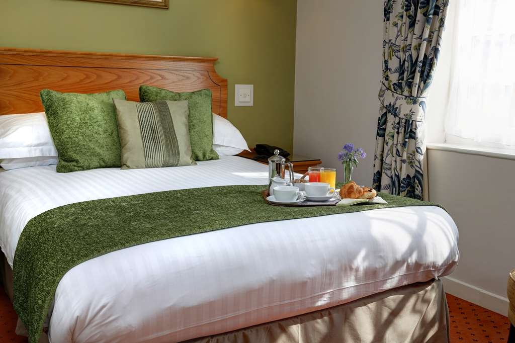 Best Western Sysonby Knoll Hotel - sysonby knoll hotel bedrooms