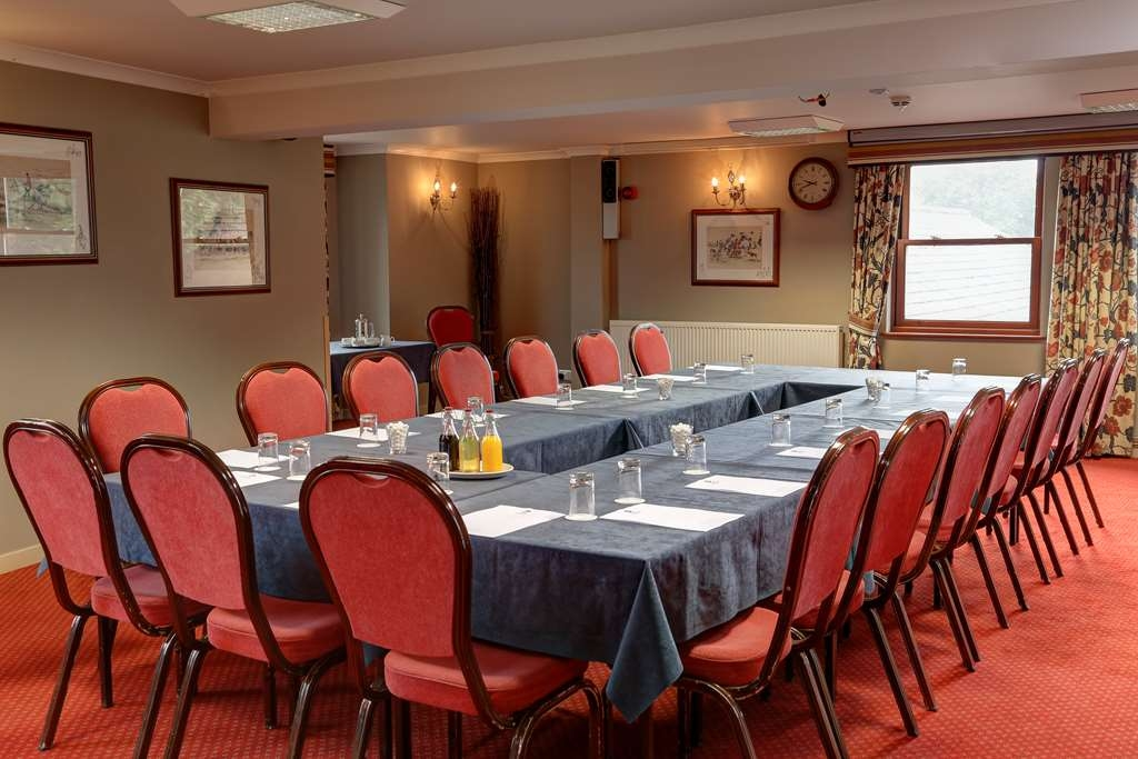 Best Western Sysonby Knoll Hotel - sysonby knoll hotel meeting space