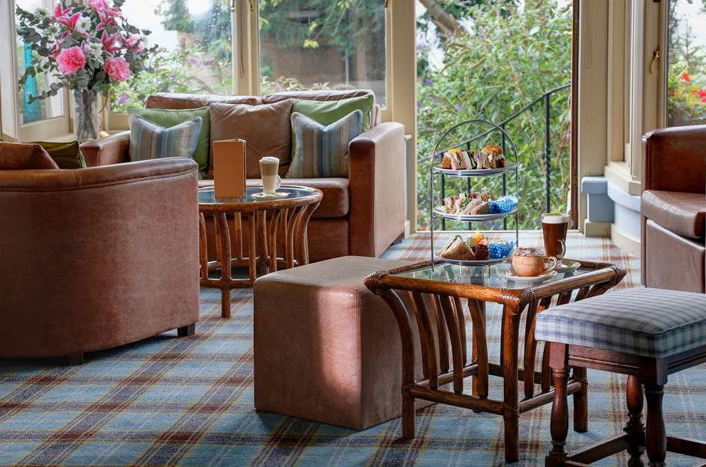 Best Western Sysonby Knoll Hotel - Restaurant / Gastronomie