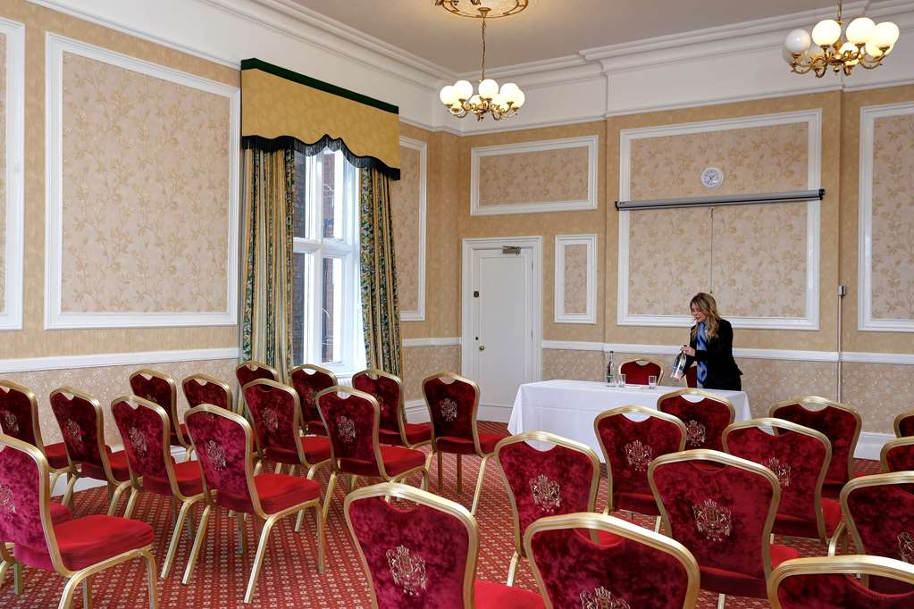 Best Western Crewe Arms Hotel - Sale conferenze