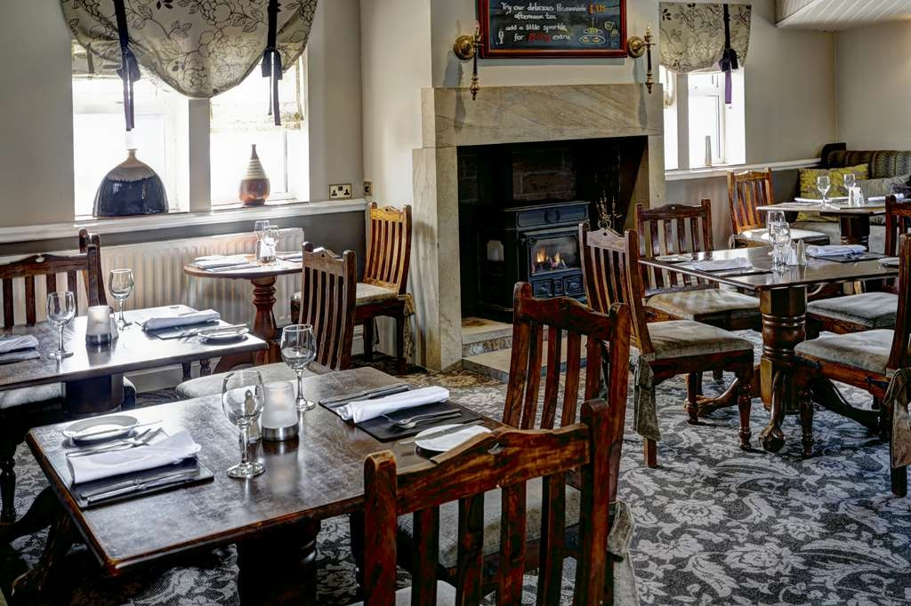 Best Western Pennine Manor Hotel - Restaurant / Etablissement gastronomique