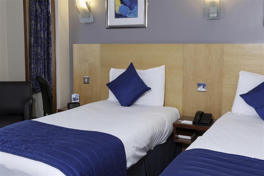 Best Western Gatwick Skylane Hotel - Chambres / Logements