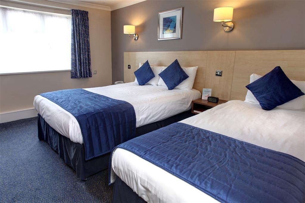Best Western Gatwick Skylane Hotel - Habitación