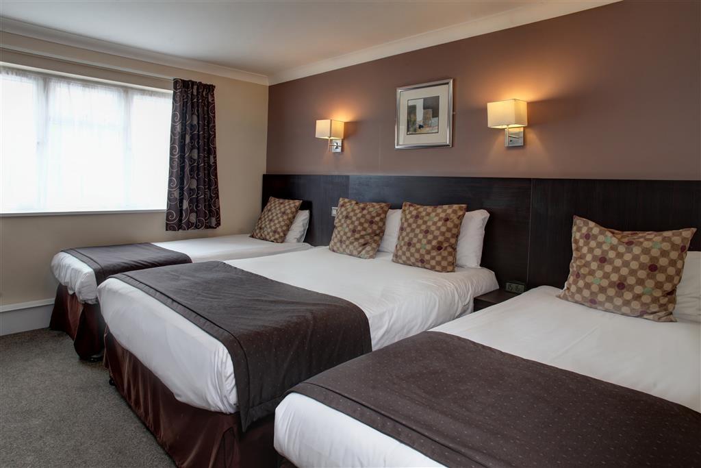 Best Western Gatwick Skylane Hotel - Chambre
