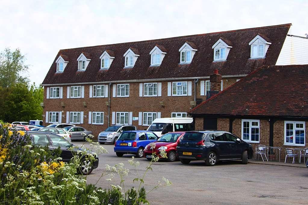 Best Western Gatwick Skylane Hotel - Vista Exterior