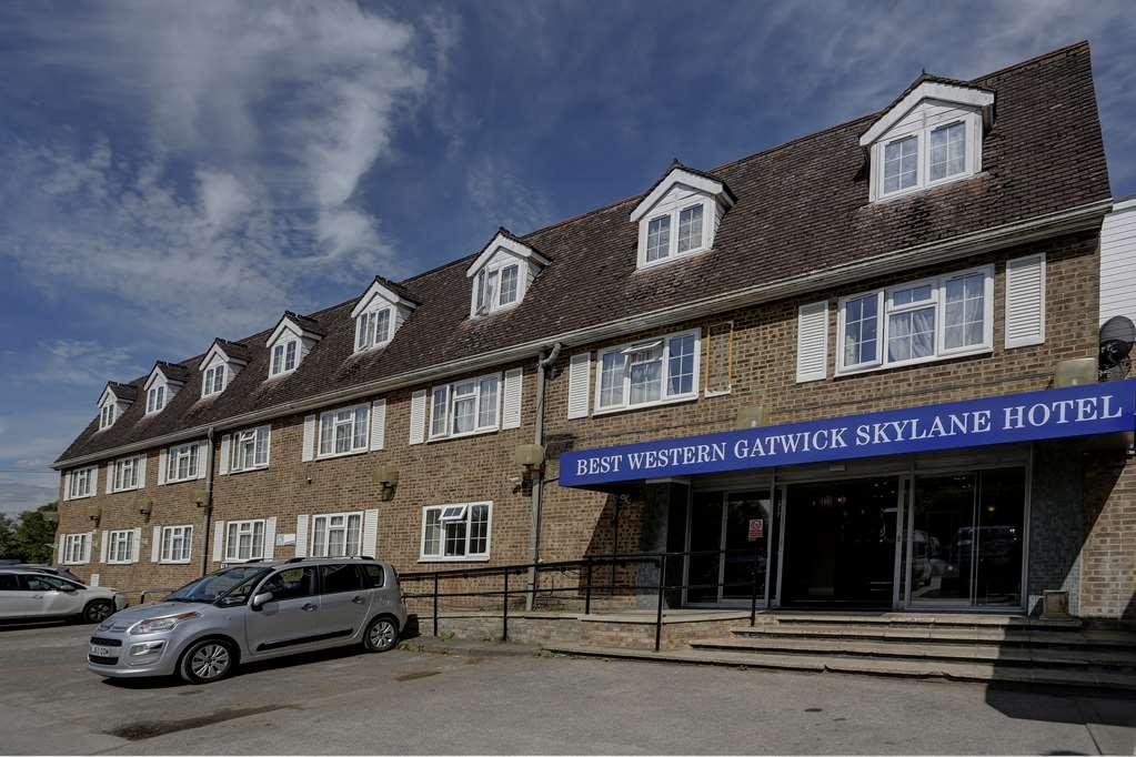 Best Western Gatwick Skylane Hotel - Außenansicht