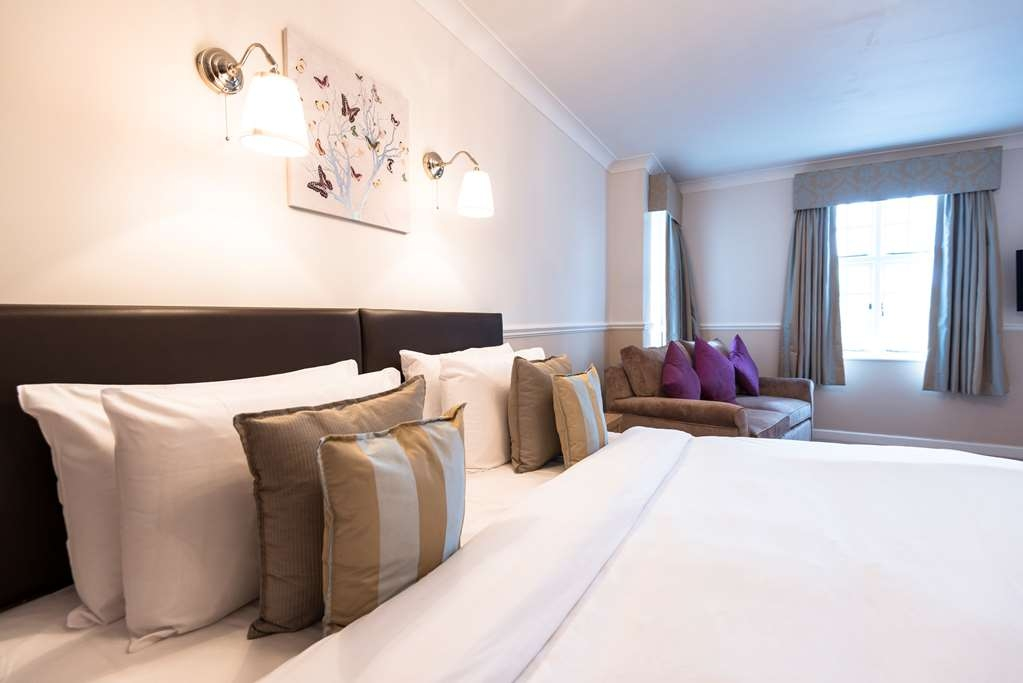 Worcester Bank House Hotel Spa & Golf, BW Premier Collection - Chambres / Logements