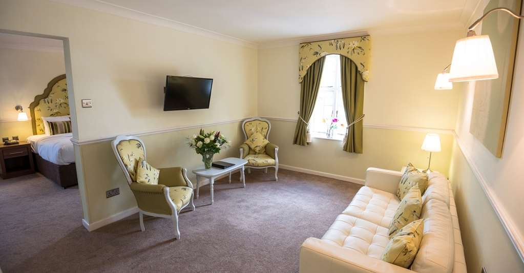 Worcester Bank House Hotel Spa & Golf, BW Premier Collection - suite
