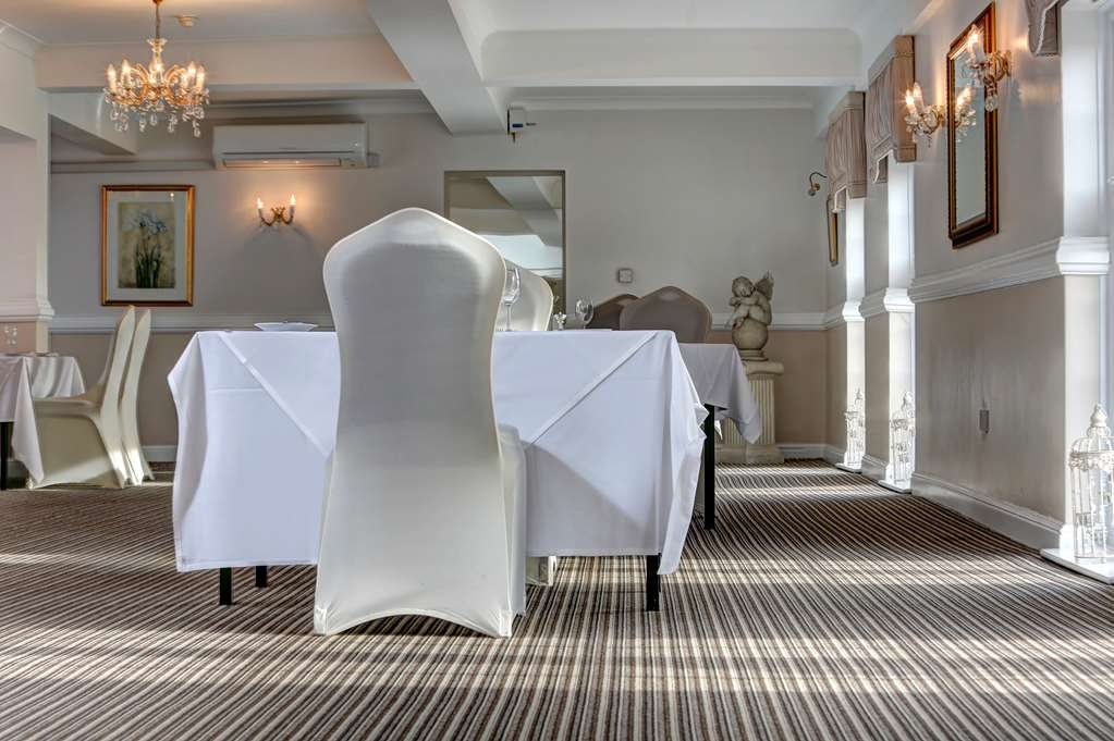 Worcester Bank House Hotel Spa & Golf, BW Premier Collection - bank house hotel dining