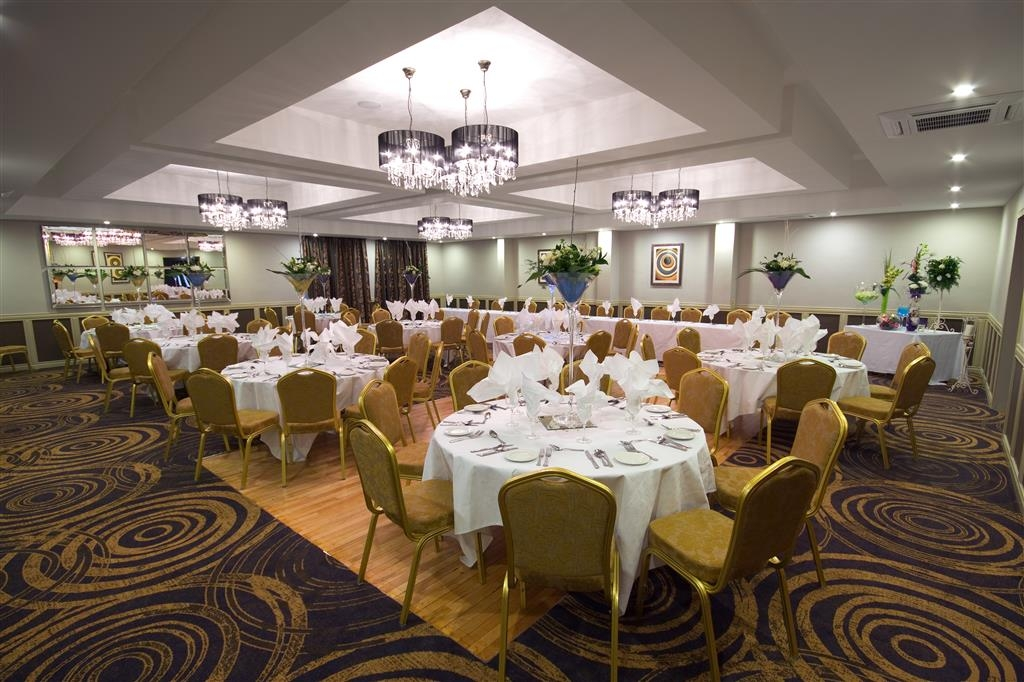 Best Western Plus White Horse Hotel - Willsboro Banquet Room