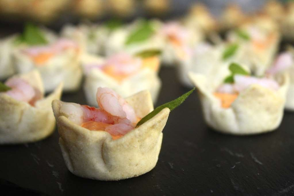 Best Western Plus White Horse Hotel - Canapes