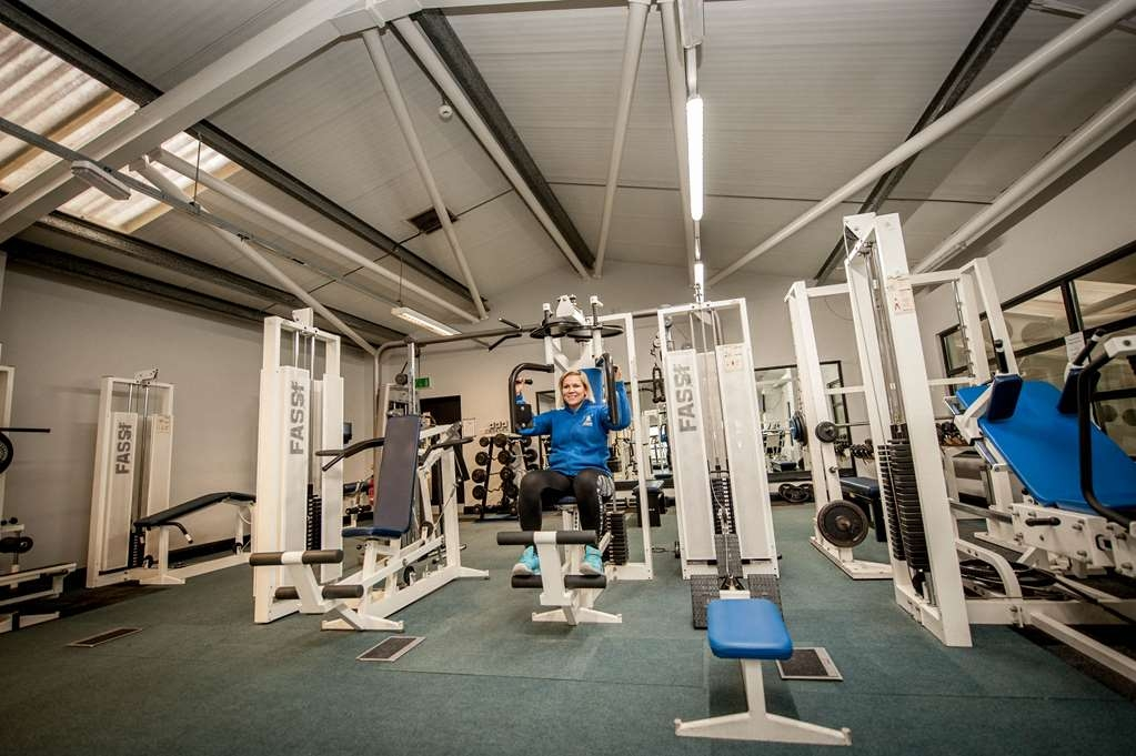 Best Western Plus White Horse Hotel - Fitness Center