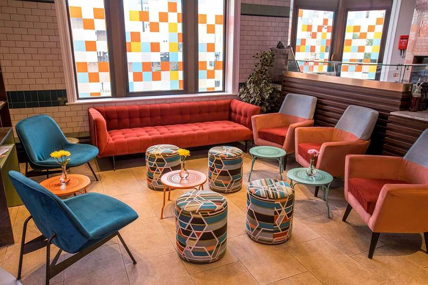 Centro Mobili Design Caravaggio.Hotel In Londres Best Western London Peckham Hotel
