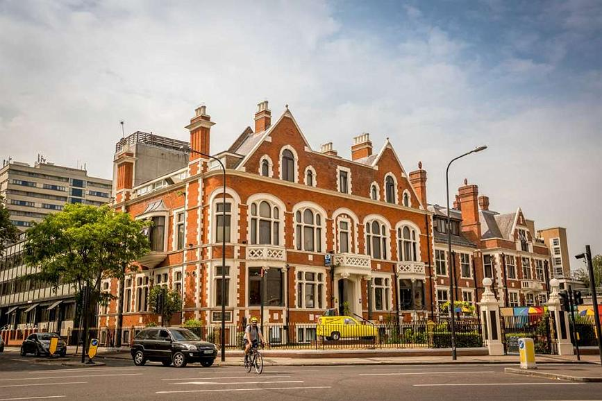 Best Western London Peckham Hotel - Aussenansicht