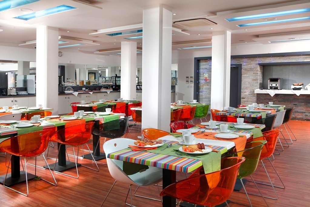 Best Western London Peckham Hotel - london peckham dining