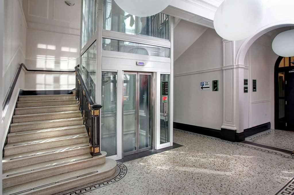 Best Western London Peckham Hotel - london peckham grounds and hotel
