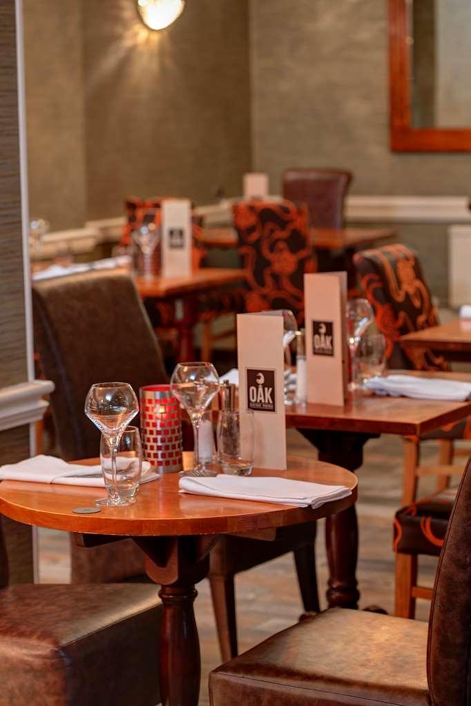 Best Western Plus Oaklands Hotel - oaklands hotel dining OP