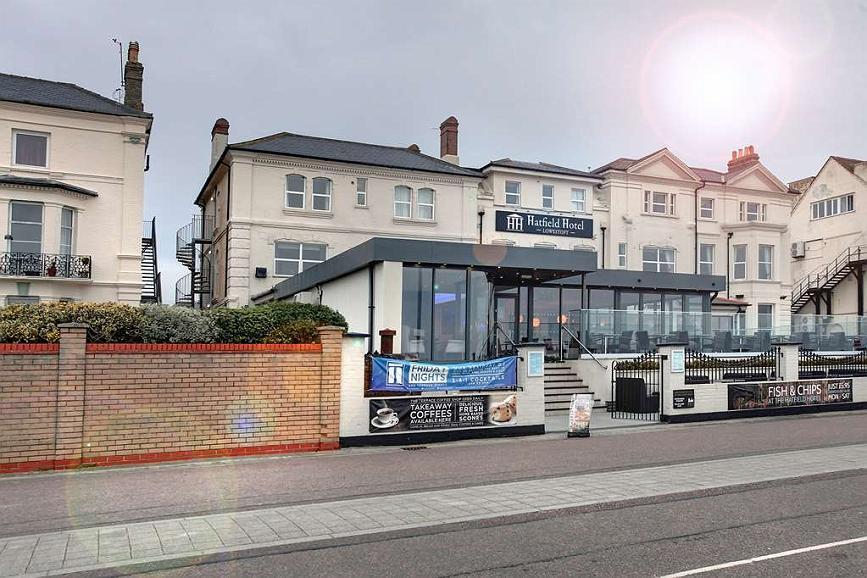 Hotel en Lowestoft | Best Western The Hatfield Hotel
