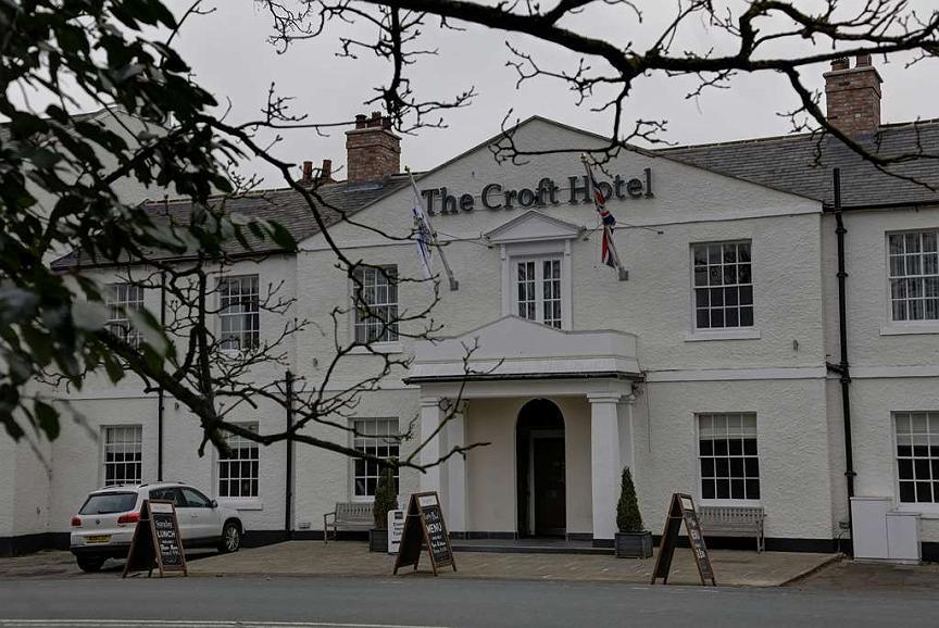 Best Western Plus The Croft Hotel