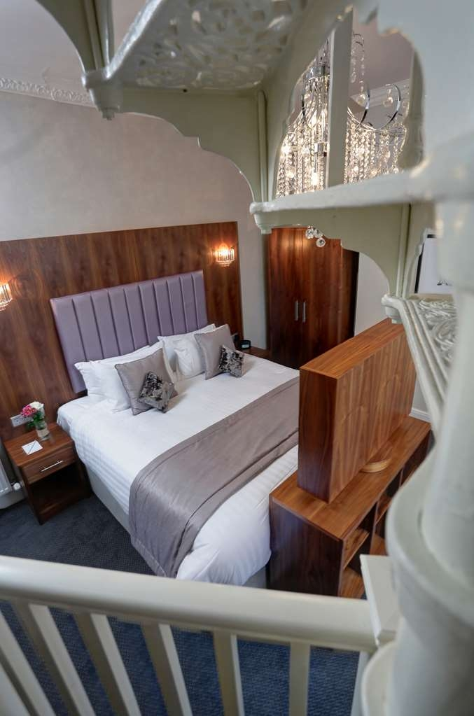Best Western Plus The Croft Hotel - the croft hotel bedrooms OP