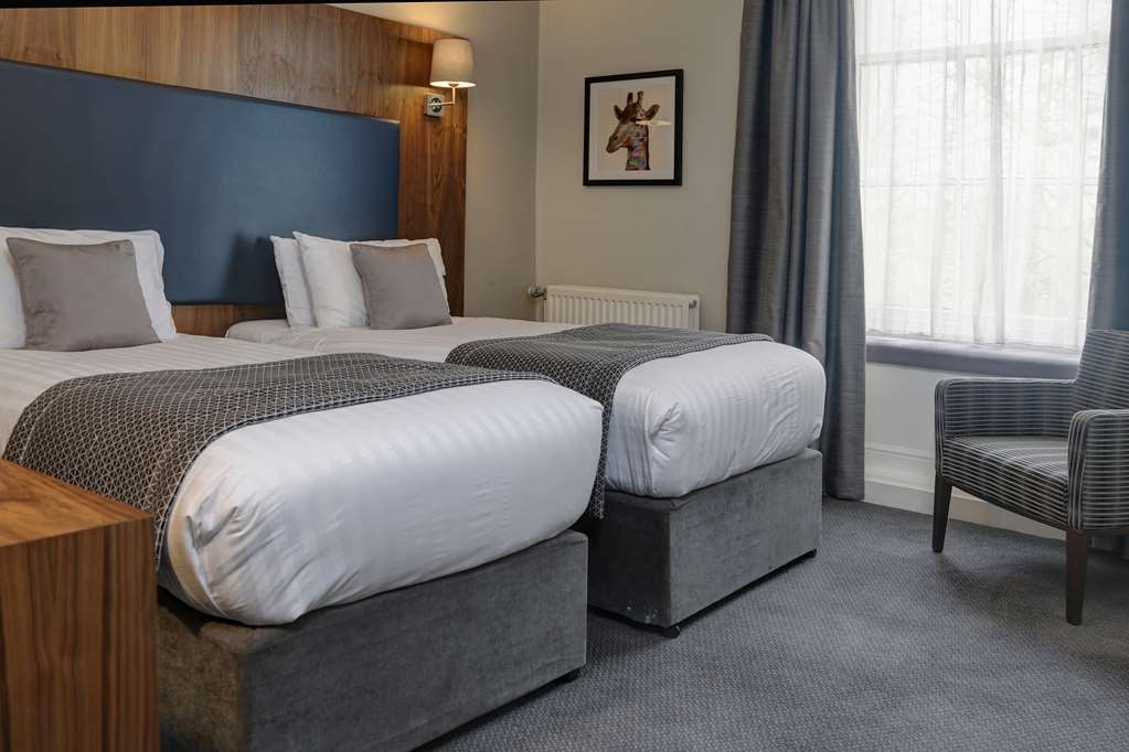 Best Western Plus The Croft Hotel - the croft hotel bedrooms