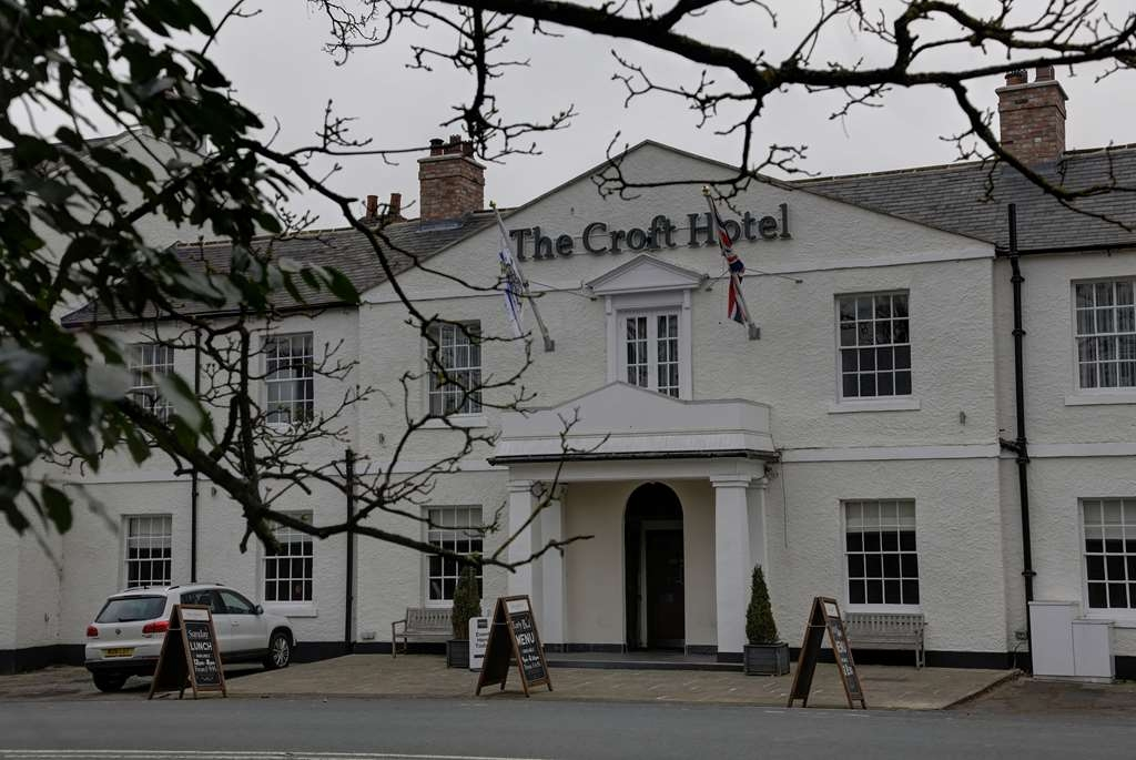 Best Western Plus The Croft Hotel - the croft hotel grounds and hotel