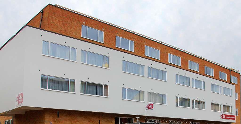 Best Western Plus London Croydon Aparthotel - Aussenansicht