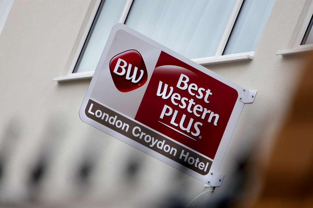 Best Western Plus London Croydon Aparthotel - Façade