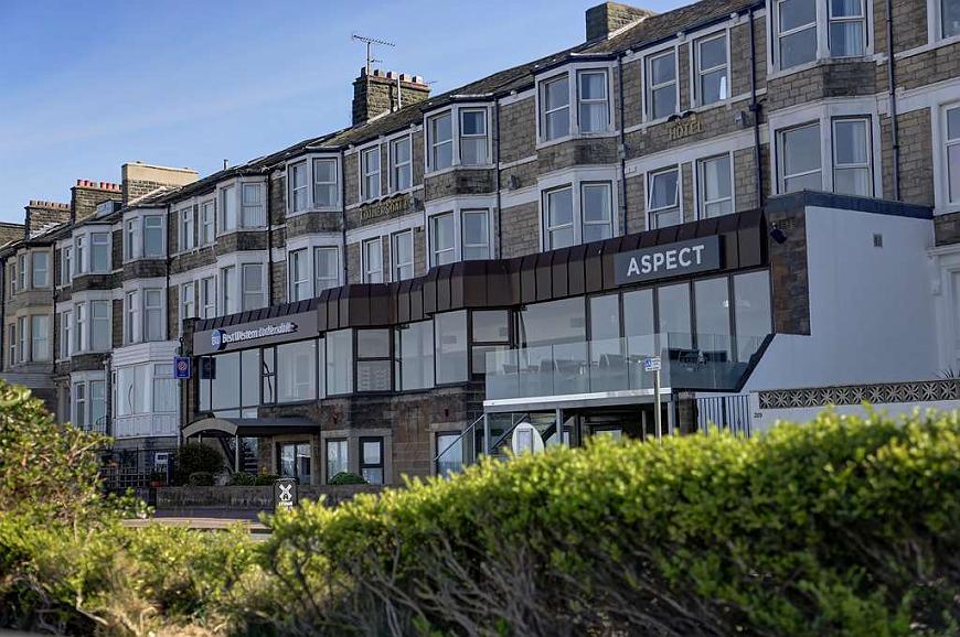 Best Western Lancaster Morecambe Lothersdale Hotel - Facciata dell'albergo