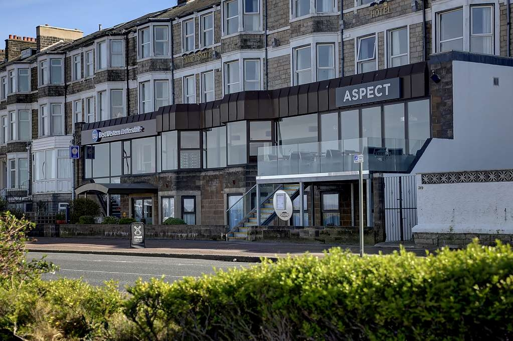Best Western Lancaster Morecambe Lothersdale Hotel - Facciata dell'albergo