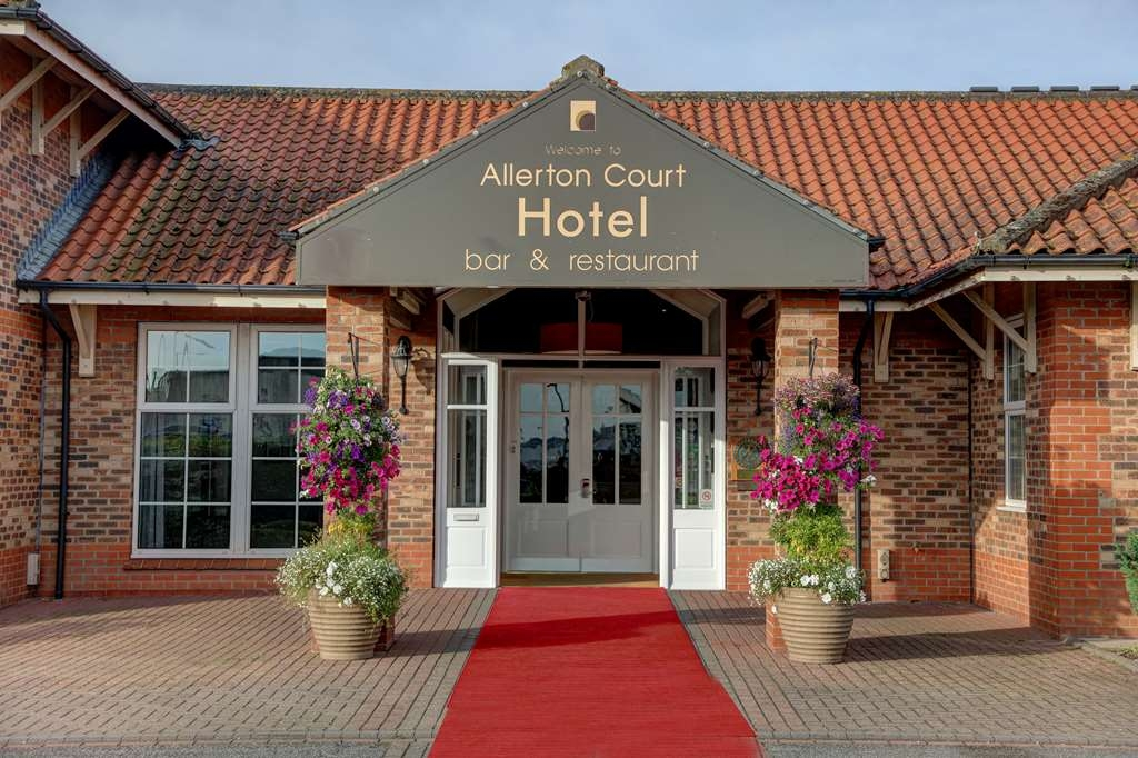 Allerton Court Hotel, Sure Hotel Collection by Best Western - Entrance