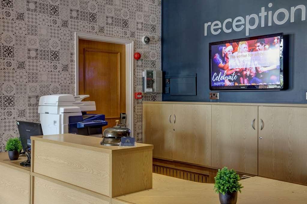 Allerton Court Hotel, Sure Hotel Collection by Best Western - Vista del vestíbulo