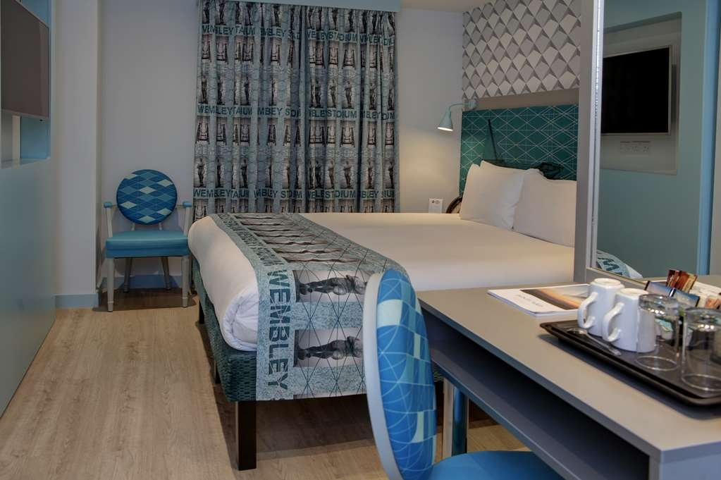 Best Western Plus London Wembley Hotel - london wembley hotel bedrooms