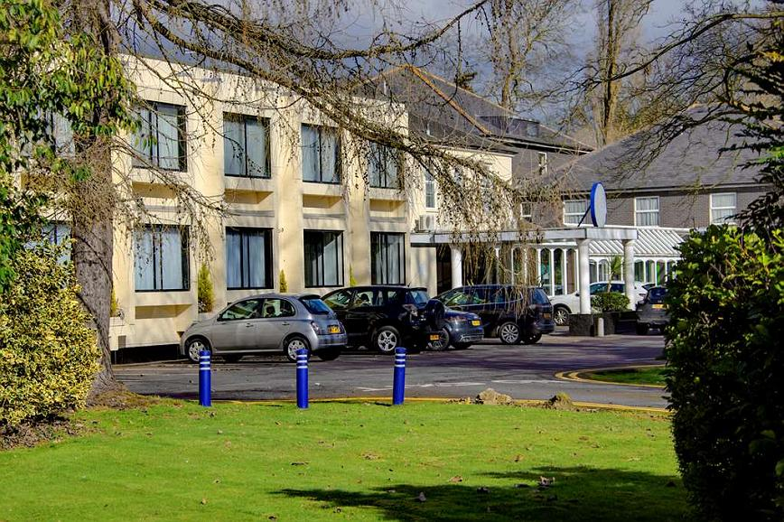 Best Western Ipswich Hotel and Spa - Aussenansicht