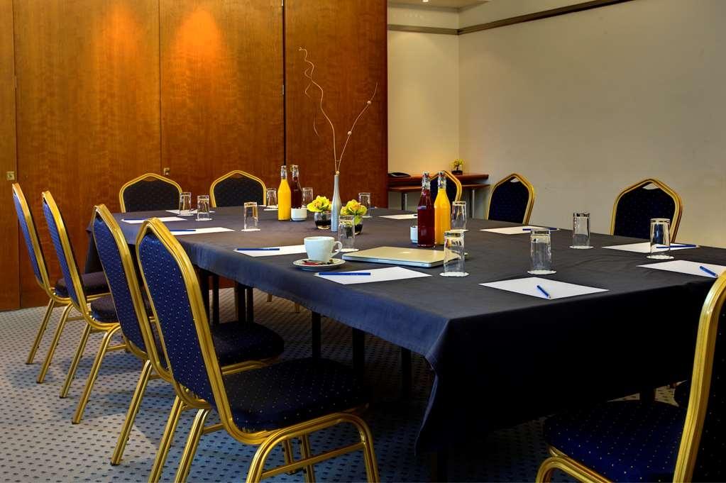 Best Western Ipswich Hotel - Sala de reuniones