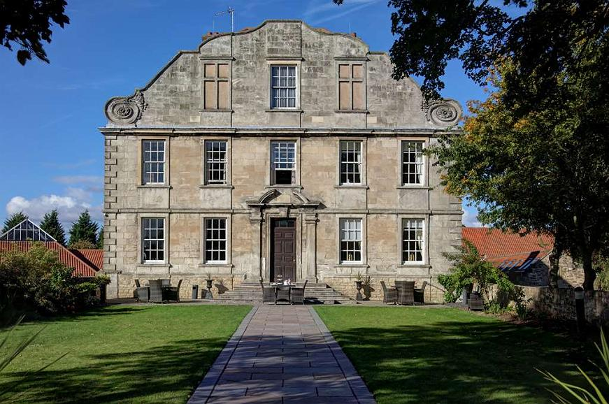 Hellaby Hall Hotel, BW Signature Collection - Facciata dell'albergo