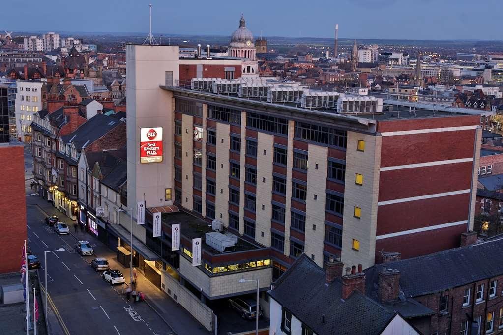 Best Western Plus Nottingham City Centre - Vista Exterior