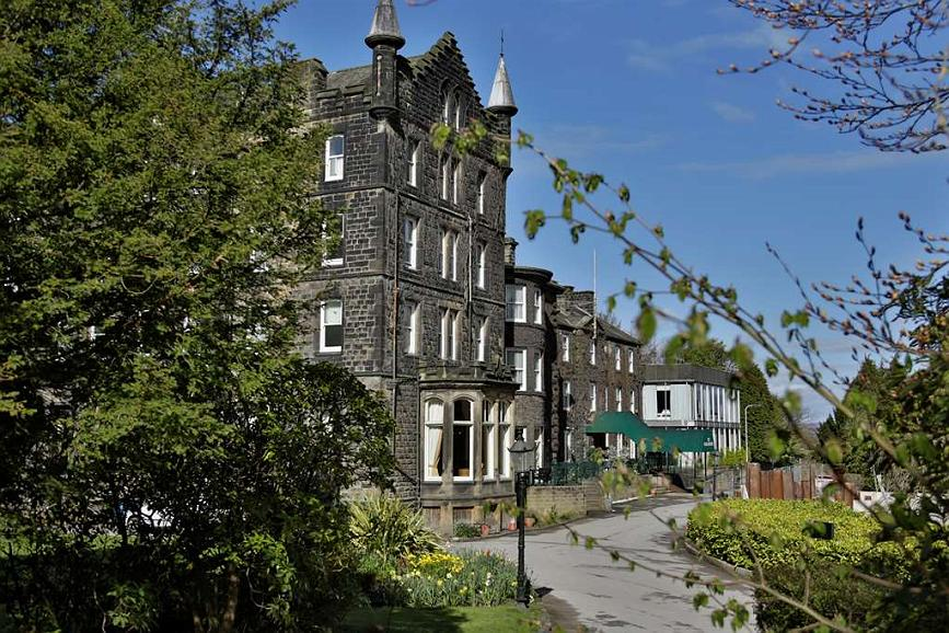 Best Western Plus Ilkley Craiglands Hotel - Facciata dell'albergo