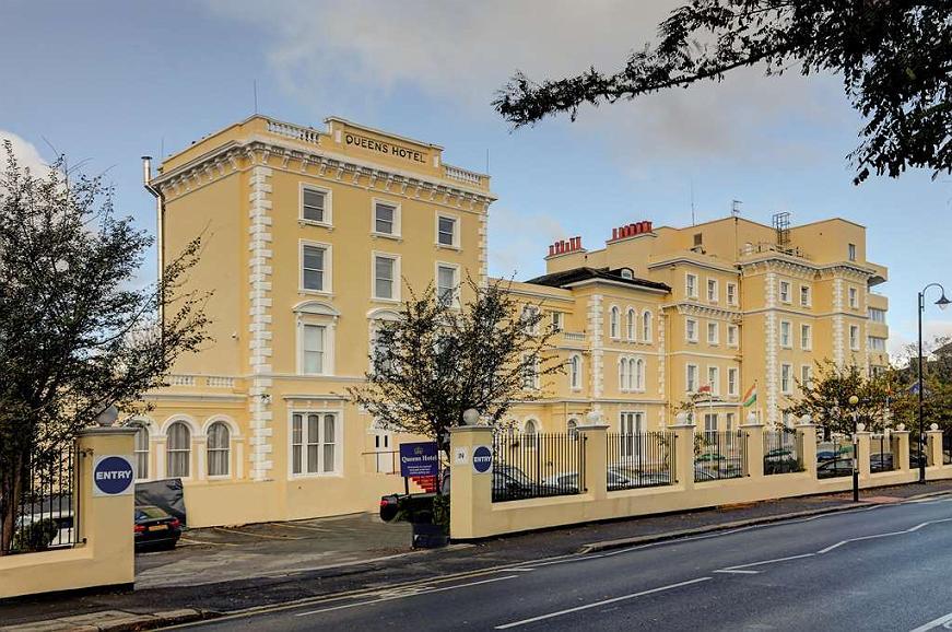 Best Western London Queens Crystal Palace Hotel - Façade