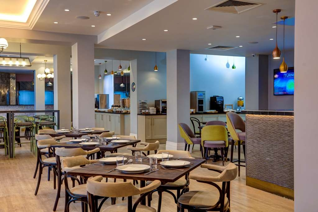 Best Western London Queens Crystal Palace Hotel - Restaurant / Etablissement gastronomique