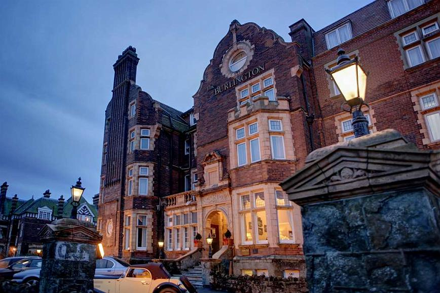 Best Western Plus Burlington Hotel