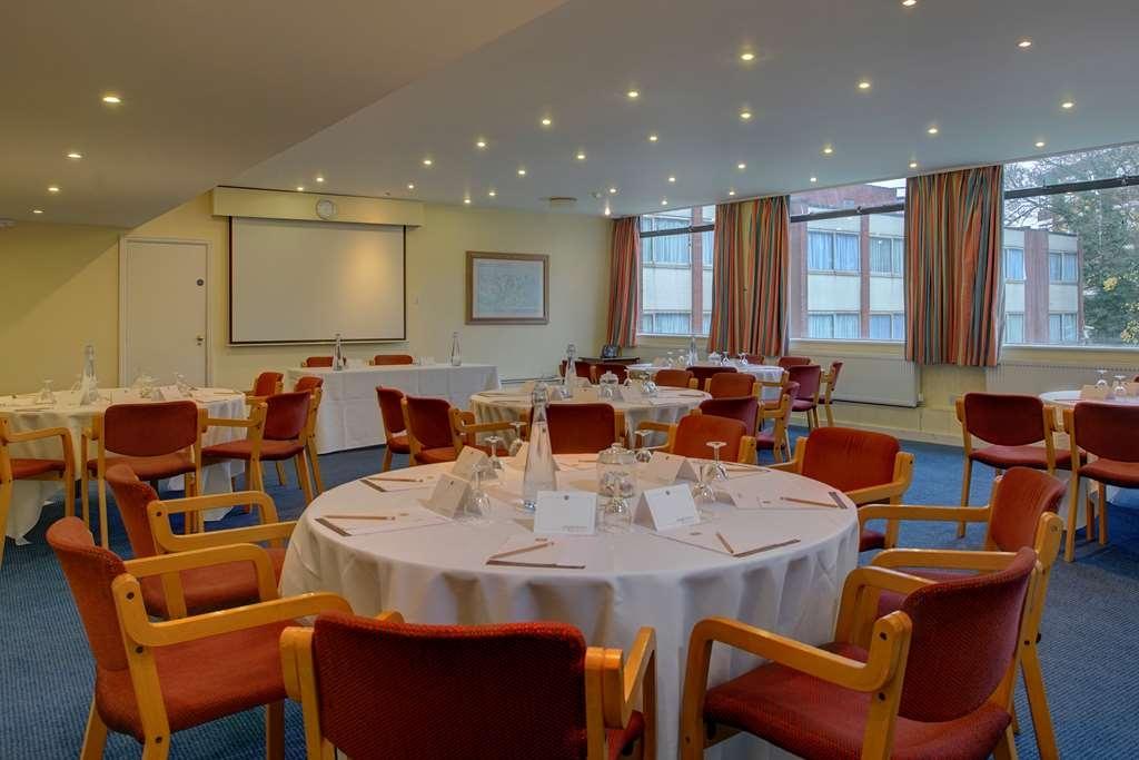 Best Western Plough & Harrow Hotel - Meeting room