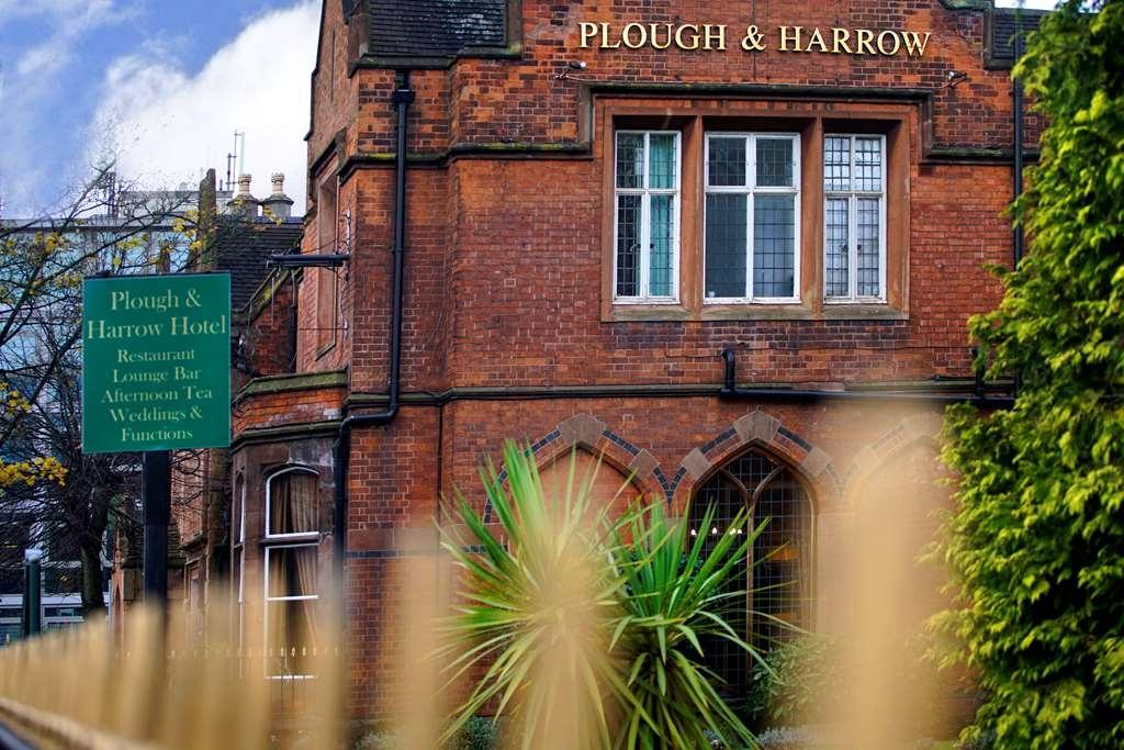 Best Western Plough & Harrow Hotel - Außenansicht