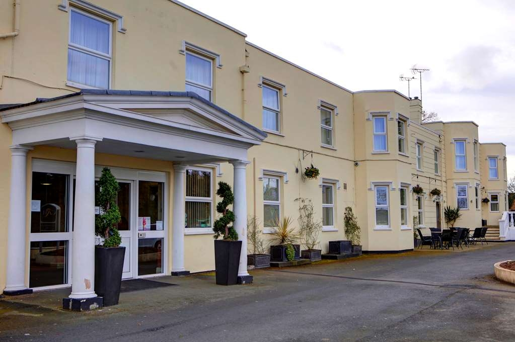 Best Western Plus Cheltenham Regency - Vista Exterior